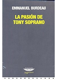 Papel La Pasión De Tony Soprano