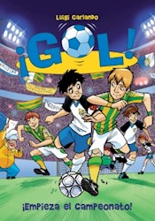 Libro 3. Gol Empieza El Campeonato