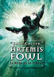Papel La Hora De La Verdad (Artemis Fowl #7)