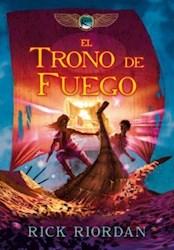 Papel Cronicas De Kane Ii, Las - El Trono De Fuego