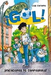 Libro 6. Gol Vacaciones De Campeonato