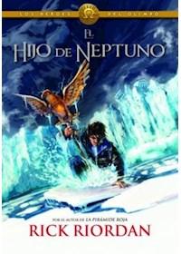 Papel El Hijo De Neptuno (Los Heroes Del Olimpo 2)