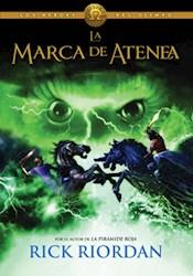 Papel Saga Heroes Del Olimpo Iii - La Marca De Atenea