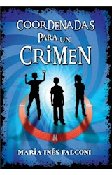 Papel COORDENADAS PARA UN CRIMEN