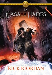 Papel Saga Heroes Del Olimpo Iv - La Casa De Hades