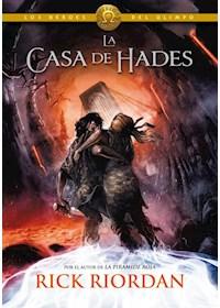 Papel La Casa De Hades (Los Héroes Del Olimpo 4)