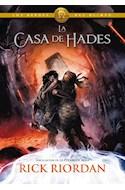 Papel CASA DE HADES (LOS HEROES DEL OLIMPO 4) (RUSTICA)