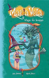 Papel Makia Vela 7 - Viaje De Brujas