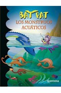 Papel MONSTRUOS ACUATICOS (BAT PAT 13)