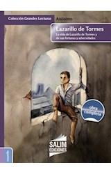 Papel LAZARILLO DE TORMES (COLECCION GRANDES LECTURAS 6) (OBRA COMPLETA)