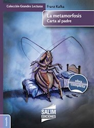 Libro La Metamorfosis / Carta Al Padre