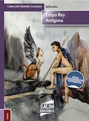 Papel Edipo Rey/Antigona