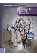 Papel FANTASMA DE CANTERVILLE / PRINCIPE FELIZ (OBRA COMPLETA) (COLECCION GRANDES LECTURAS 12)