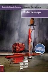 Papel BODAS DE SANGRE (COLECCION GRANDES LECTURAS 15) (OBRA COMPLETA)