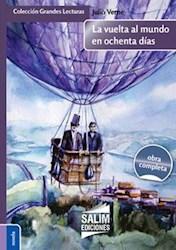 Papel Vuelta Al Mundo En Ochenta Dias, La