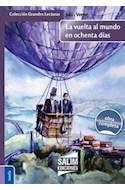 Papel VUELTA AL MUNDO EN OCHENTA DIAS (COLECCION GRANDES LECTURAS 16) (OBRA COMPLETA)