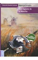 Papel DON QUIJOTE DE LA MANCHA (COLECCION GRANDES LECTURAS 41) (OBRA RESUMIDA)