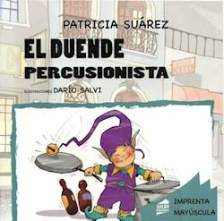 Libro Duende Percusionista .Imprenta Mayuscula