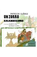 Papel UN ZORRO GRANDISIMO (COLECCION PANTUFLAS) (IMPRENTA MAY  USCULA)