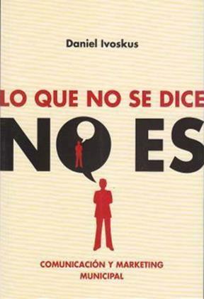 E-book Lo Que No Se Dice No Es
