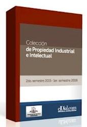 Libro Coleccion De Propiedad Industrial E Intelectual 2