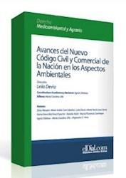 Libro Avances Del Nuevo Codigo Civil Y Comercial De La