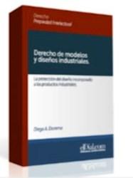 Libro Derecho De Modelos Y Diseños Industriales