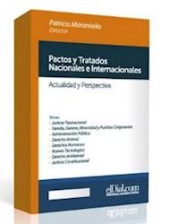 Libro Pactos Y Tratados Nacionales E Internacionales
