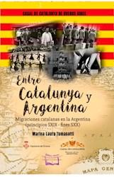 Libro Entre Catalunya Y Argentina