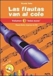 Libro 3. Las Flautas Van Al Cole  ' Ambas Manos '