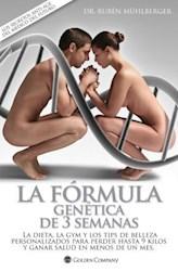 Libro La Formula Genetica De 3 Semanas