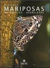 Libro Misiones  Mariposas = Butterflies = Borboletas