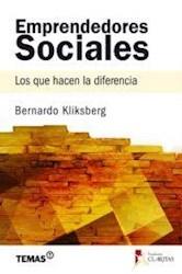 Libro Emprendedores Sociales