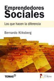 Papel Emprendedores Sociales