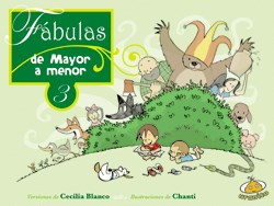 Libro 3. Fabulas De Mayor A Menor