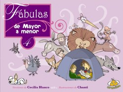 Libro 4. Fabulas De Mayor A Menor