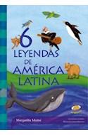 Papel 6 LEYENDAS DE AMERICA LATINA (RUSTICA)