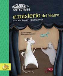 Libro El Misterio Del Teatro