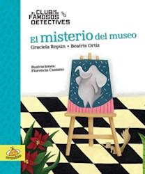 Libro El Misterio Del Museo