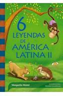 Papel 6 LEYENDAS DE AMERICA LATINA 2 (RUSTICA)