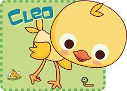 Papel Cleo El Pollito