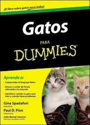 Libro Gatos Para Dummies