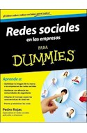 Papel REDES SOCIALES EN LAS EMPRESAS PARA DUMMIES (BOLSILLO)