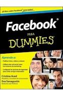 Papel FACEBOOK PARA DUMMIES (BOLSILLO)