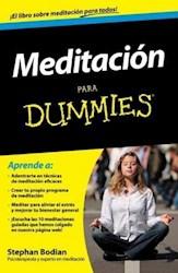 Papel Meditacion Para Dummies