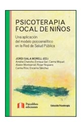Papel PSICOTERAPIA FOCAL DE NIÑOS