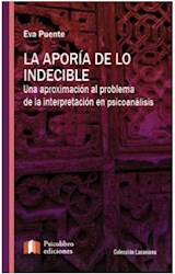 Papel LA APORIA DE LO INDECIBLE