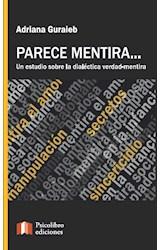Papel PARECE MENTIRA...