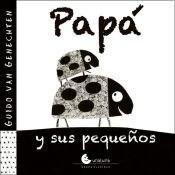 Papel PAPA Y SUS PEQUEÑOS (COLECCION MINILIBROS) (CARTONE)