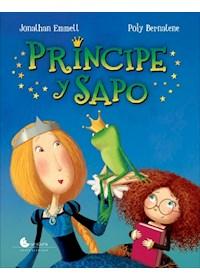 Papel Príncipe Y Sapo